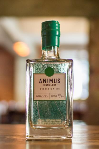 Animus Distillery Arboretum Gin