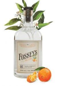 Fosseys Gin Distillery Fosseys Navel Strength Gin