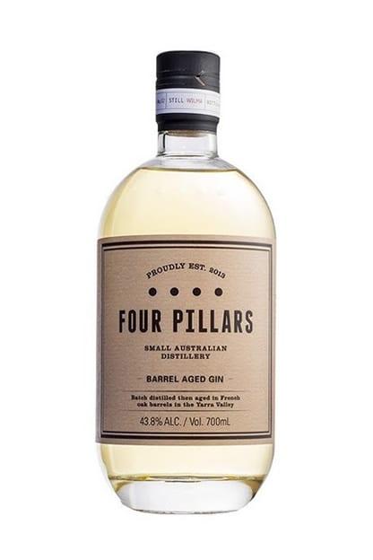 Four Pillars Distillery Barrel Aged Gin