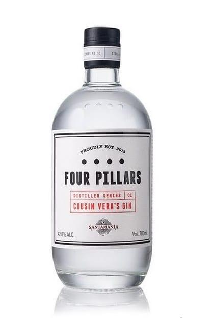 Four Pillars Distillery Cousin Veras Gin