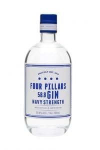 Four Pillars Distillery Navy Strength Gin