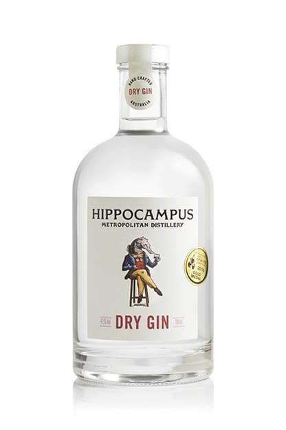Hippocampus Metropolitan Distillery Hippocampus Dry Gin