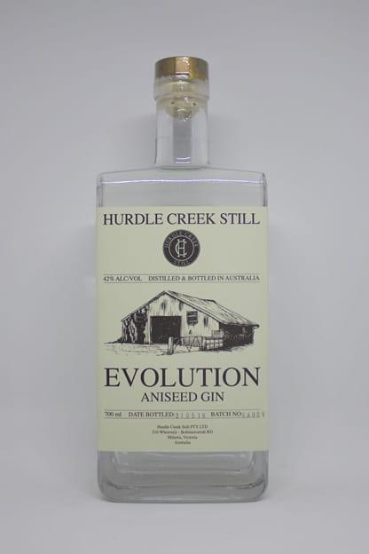 Hurdle Creek Still Evolution Aniseed