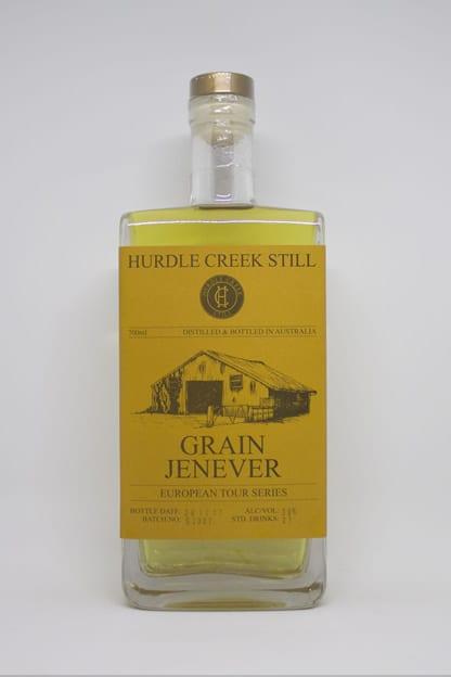 Hurdle Creek Still Grain Jenever