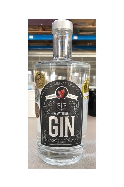 Iron Bark Distillery Wattleseed Gin