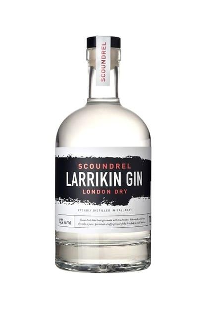 Kilderkin Distillery A Scoundrel