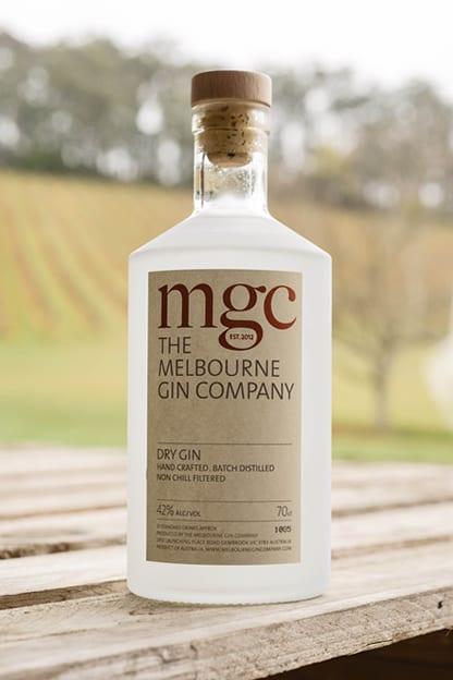 Melbourne Gin Company Mgc Dry Gin