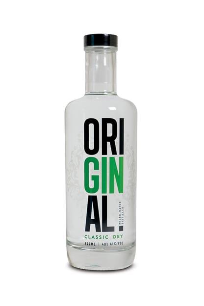 Original Spirit Co Classic Dry Gin
