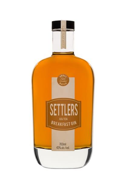 Settlers Artisan Spirits Breakfast Gin