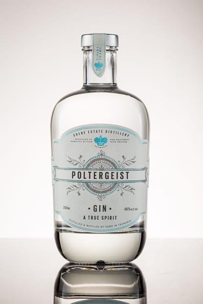 Shene Estate Distillery Poltergeist A True Spirit