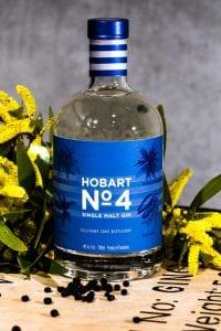 Sullivans Cove Distillery Hobart No 4 Single Malt Gin