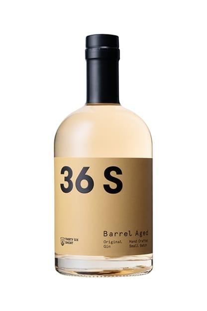 Thirty Six Short Distillery Barrel Aged Original Gin