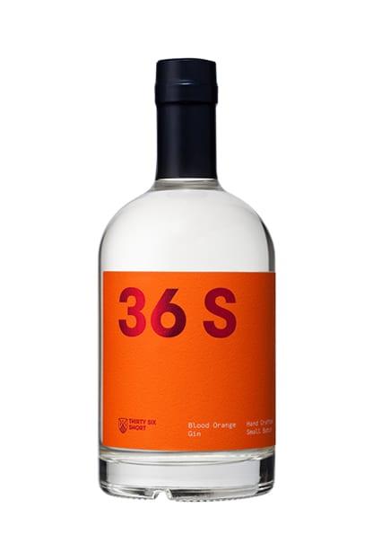 Thirty Six Short Distillery Blood Orange Gin