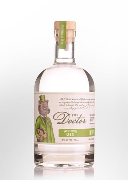 Tiny Bear Distillery Doctor Gin