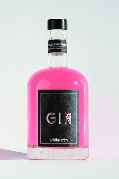 Wildbrumby Distillery Rubus Patch Gin