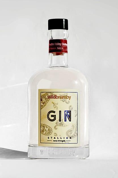 Wildbrumby Distillery Stallion Navy Strength
