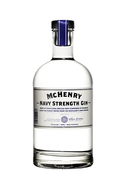 William Mchenry Sons Distillery Navy Strength Gin