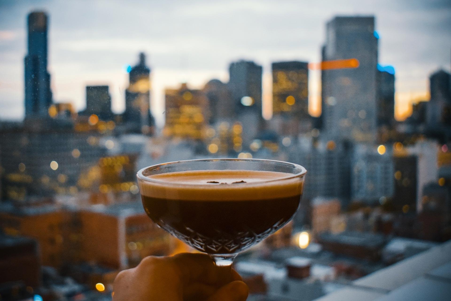 Gin Espresso Martini