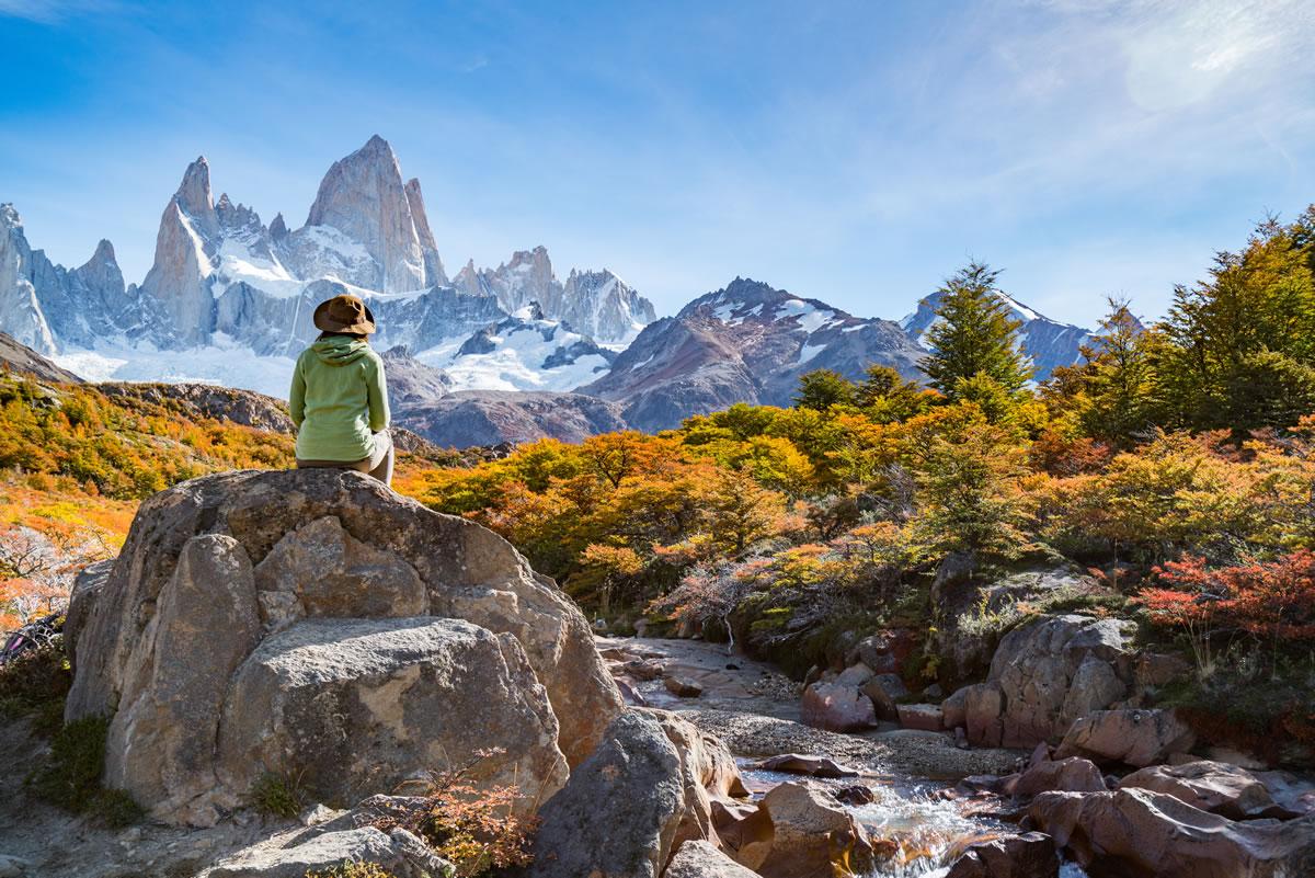 Fitz Roy, Patagonia Gin