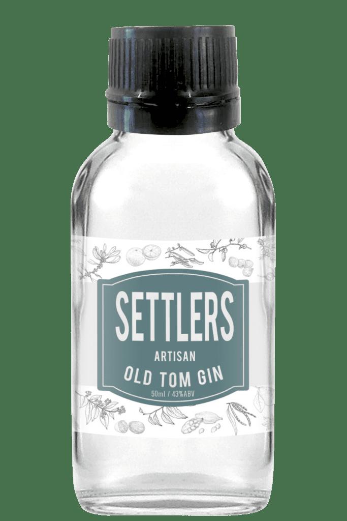 Settlers Printed Bg Bottle Small