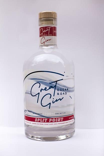 Great Ocean Road Split Point Navy Strength Gin