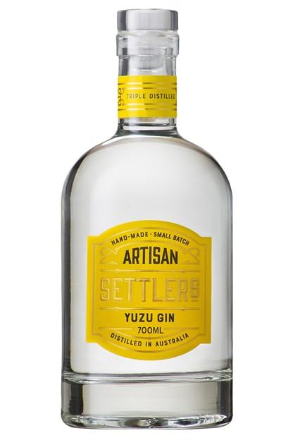Settlers Artisan Spirits Settlers Yuzu Gin
