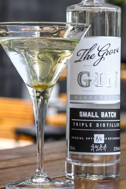 Grove Distillery The Grove Gin02