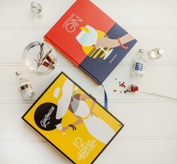 12 Australian Gin Tasting Pack Australian Gin The Book Bundle