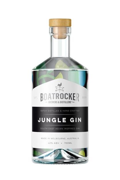 Boatrocker Brewers And Distillers Jungle Gin