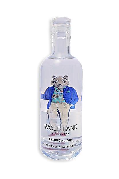 Wolf Lane Distillery Tropical Gin
