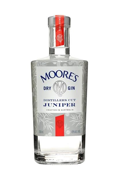 Distillery Botanica Moores Distillers Cut Juniper Gin