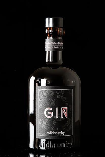 Wildbrumby Distillery Christmas Gin