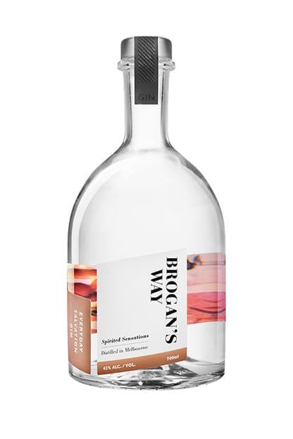 Brogans Way Everyday Salvation Gin