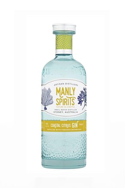 Manly Spirits Co Coastal Citrus Gin