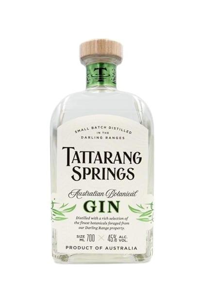 Tattarang Springs Distillery Australian Botanical Gin