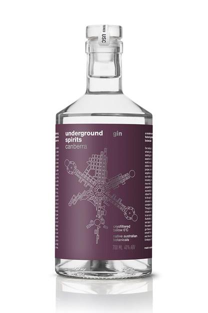 Underground Spirits Gin